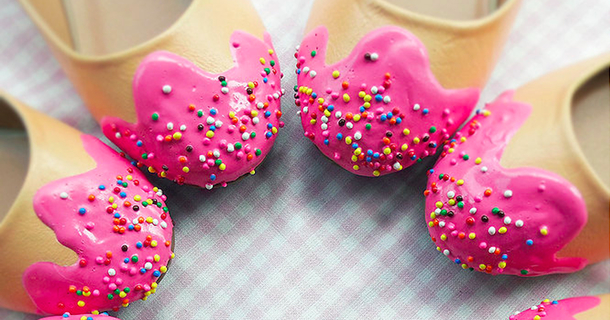 The 'Shoe Bakery' Makes Heels Look Good Enough To Eat